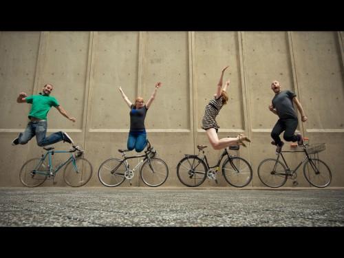 ¡Nos gusta la bicicleta y el ciclismo urbano! ¿Y a ti?