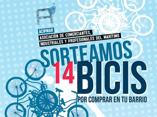 Sorteo Acipmar: 12 bicis, 12 meses