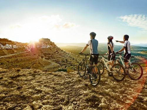 Decálogo del buen ciclista en la montaña