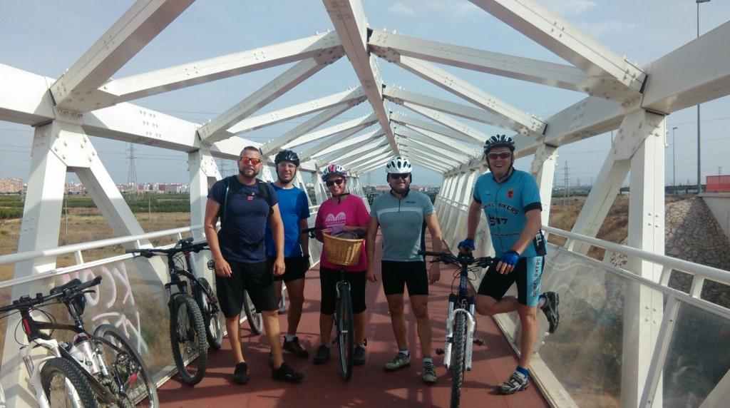 Ruta ciclista por L'Horta Sud