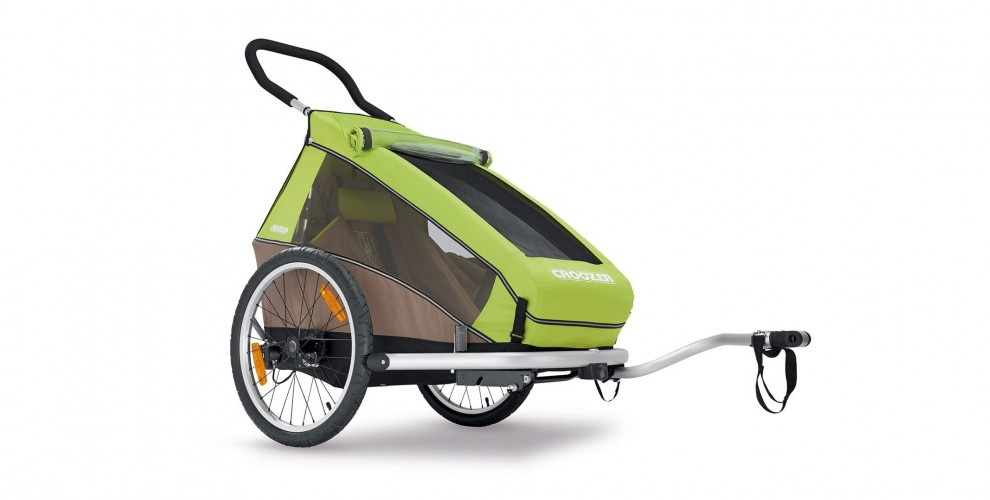 CROOZER Remolque para niños Kid for 1 – 549€