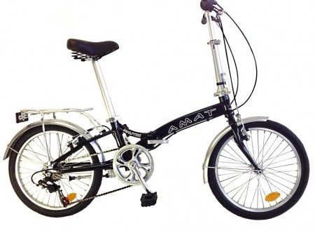 Bicicleta plegable Amat Nautic – 349€