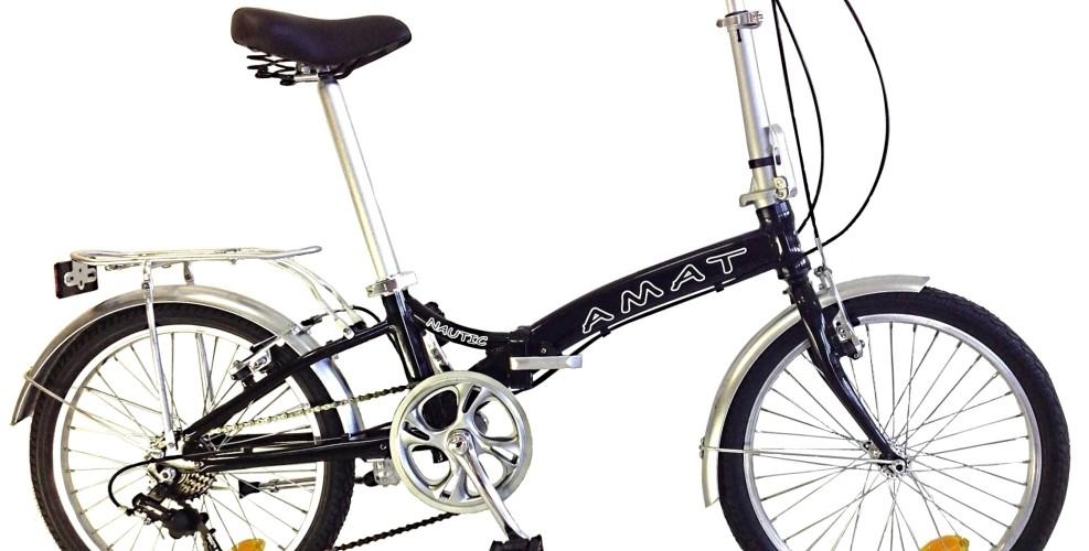 Bicicleta plegable Amat Nautic – 349€