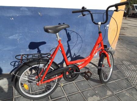 Bici ciudad AMAT Factory 20″ 1V – 259€